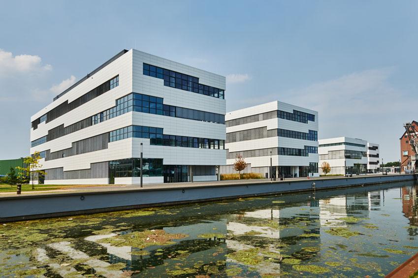 EVALASTIC® für die Dächer der Hochschule Rhein-Waal|Ein eigener ...